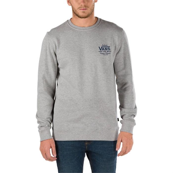 Vans - Holder Street Crew Sweatshirt