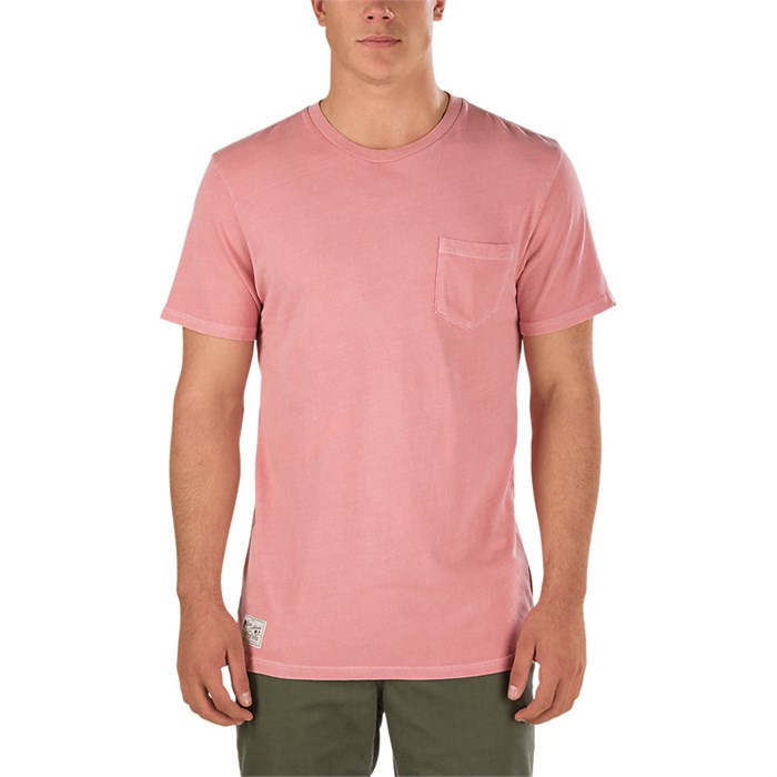 Vans - Washed Everyday Pocket T-Shirt