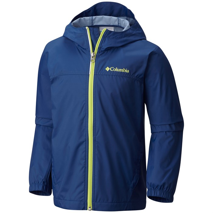 Boys' Glennaker™ Rain Jacket is rated out of 5 by Rated 3 out of 5 by CadensMom from Its Ok I was hoping the jacket had a lining in it but it doesn't so its much thinner than expected.4/5(96).