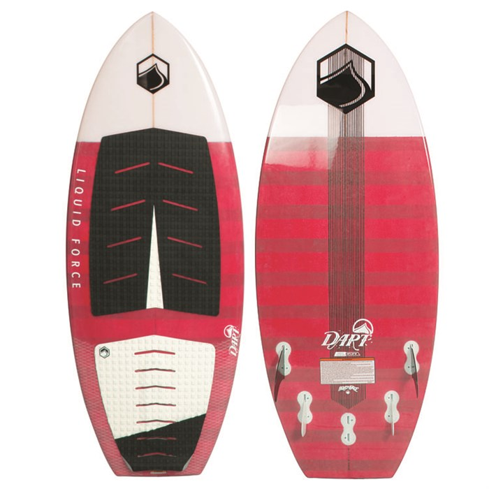 Liquid Force - Dart Wakesurf Board 2017