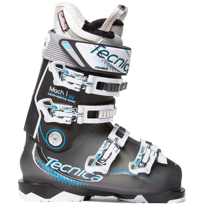 Tecnica Mach1 105w Ski Boots Women S 2015 Used Evo