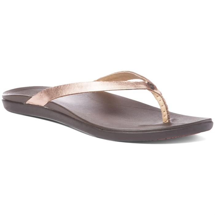 Olukai - Ho'opio Leather Sandals - Women's