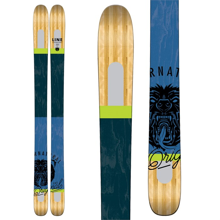 Line Skis - Supernatural 108 Skis 2017