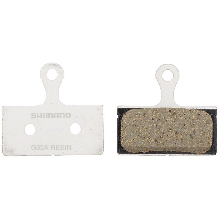 Shimano - G02A Resin Disc Brake Pads
