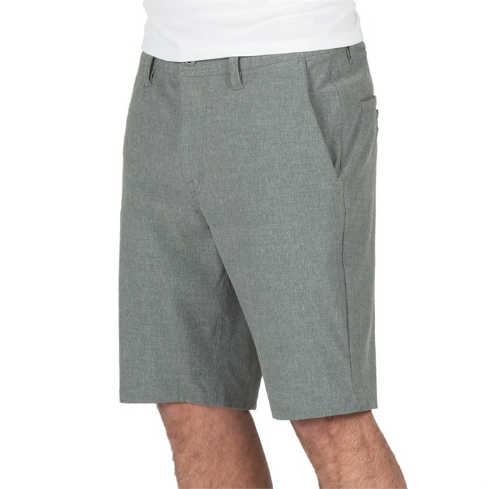 b3baecf9 Volcom - Frickin SNT Static Hybrid Shorts ...
