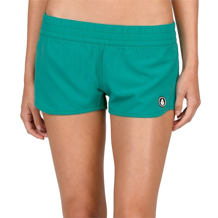 "Volcom - Simply Solid 2"" Boardshorts - Women's"