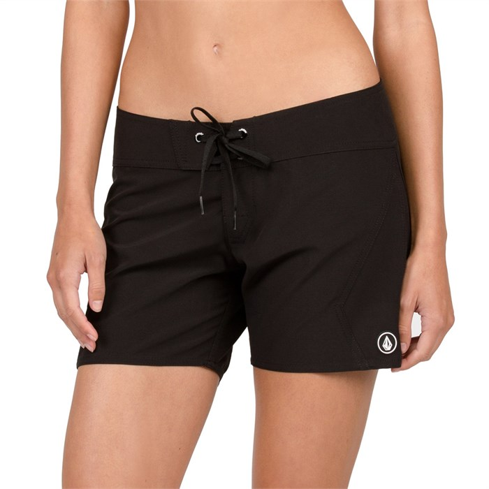"""Volcom - Simply Solid 5"""" Boardshorts - Women's"""