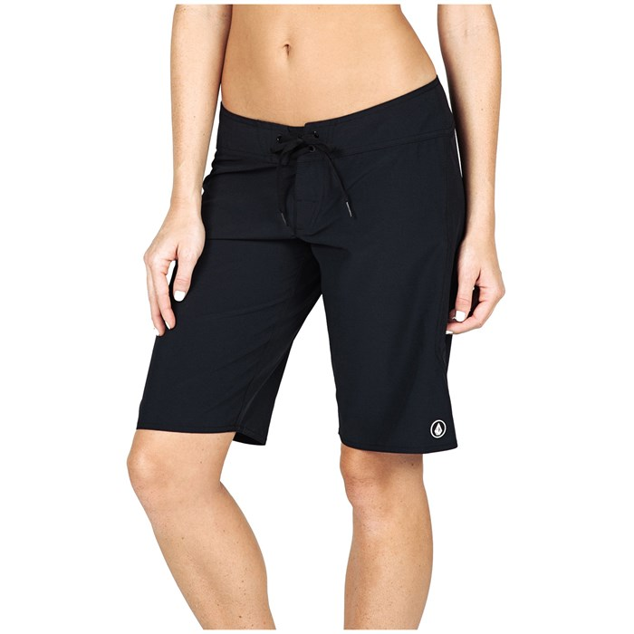 """Volcom - Simply Solid 11"""" Boardshorts - Women's"""