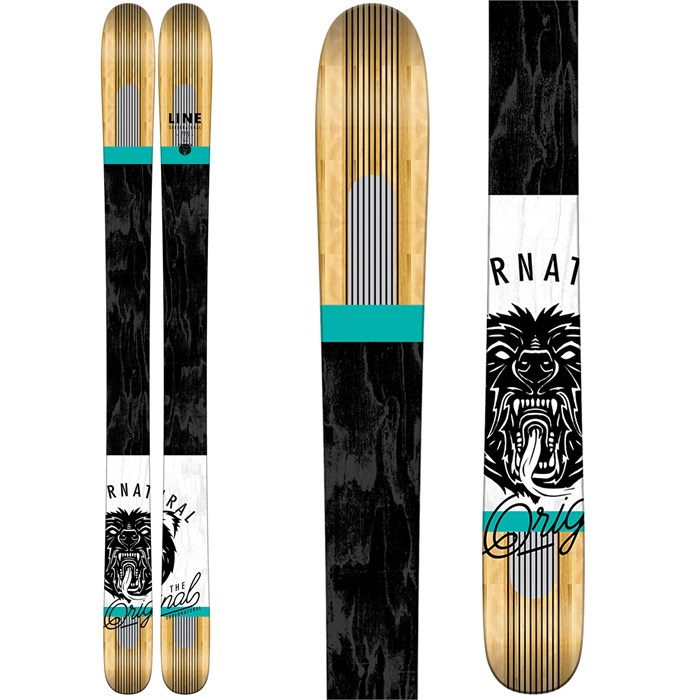 Line Skis - Supernatural 115 Skis 2017