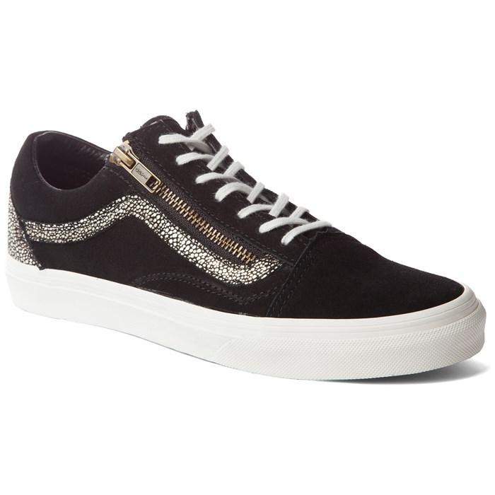 Vans Old Skool Zip Shoes - Women's   evo