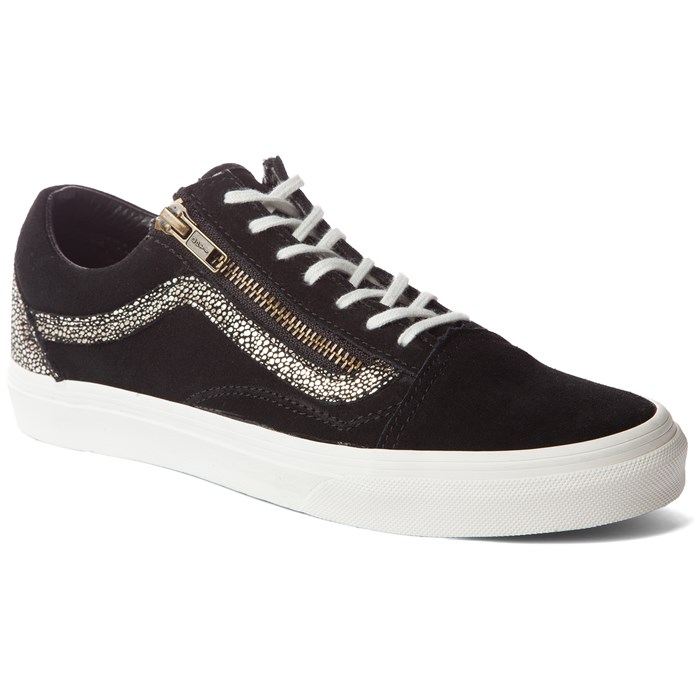 Vans - Old Skool Zip Shoes - Women's