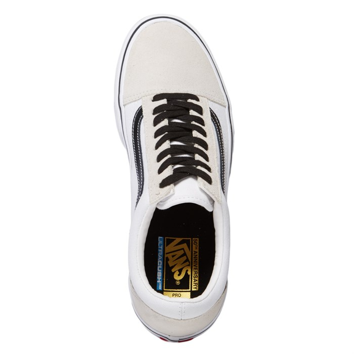 cbfa5322524 Vans Old Skool Pro 50th Anniversary Shoes