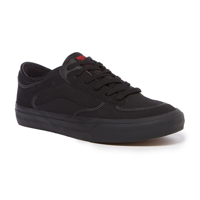 Vans Rowley Pro Th Anniversary  Shoes Black Black
