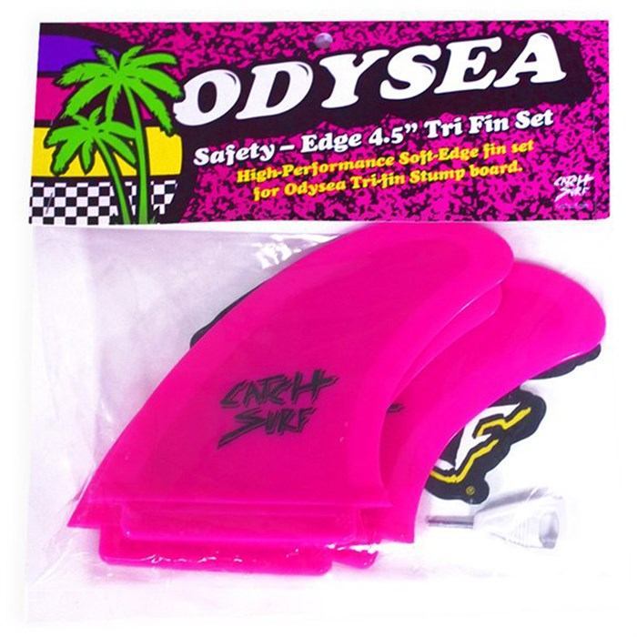 Catch Surf - Hi-Performance Safety-Edge Tri Fin Set