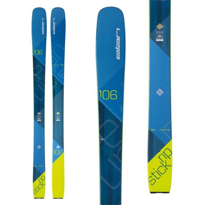Elan - Ripstick 106 Skis 2017