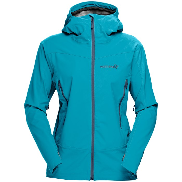 Norrona - Falketind Windstopper Hybrid Jacket - Women's