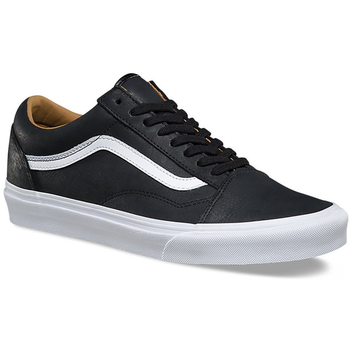 vans old skool pelle