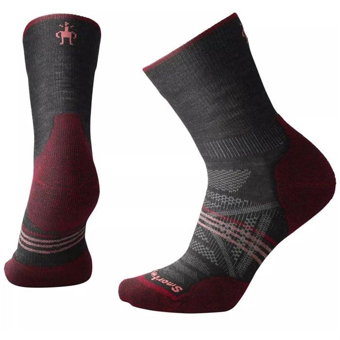 Smartwool - PhD® Outdoor Light Mid Crew Socks - Women's