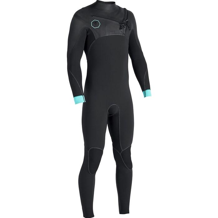 Vissla - North Seas 4/3 Chest Zip Wetsuit