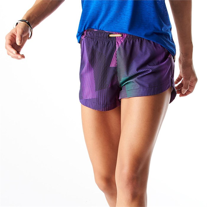 Lucy - Revolution Run Woven Shorts - Women's