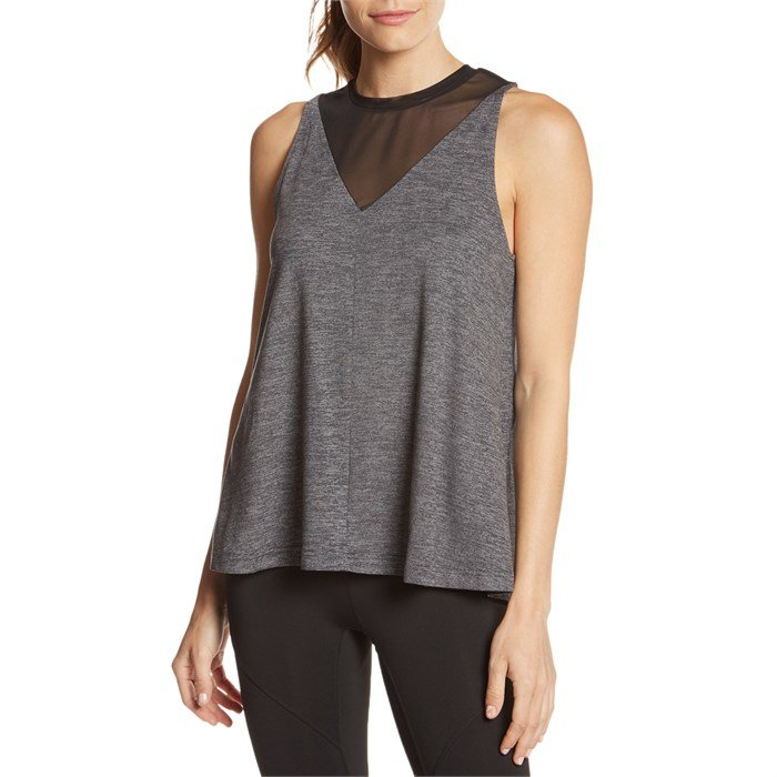 Lucy - Manifest Mesh Tank Top - Women's