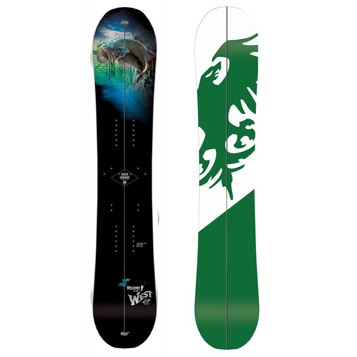 f401a737452 Never Summer - West Split Splitboard 2017