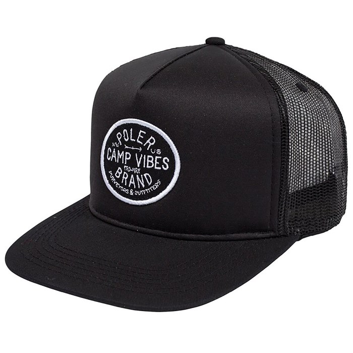 211a9c2b317 Poler - Camp Vibes Trucker Hat ...