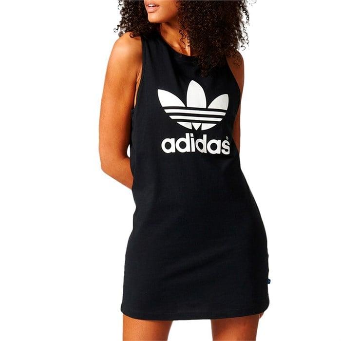 38e9f9788dfa Adidas - Originals Trefoil Tank Dress - Women s ...