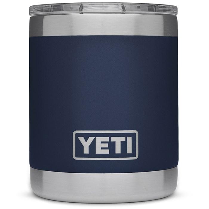 YETI - Rambler 10oz Lowball with Lid