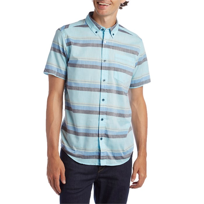 Patagonia - Lightweight Bluffside Short-Sleeve Shirt