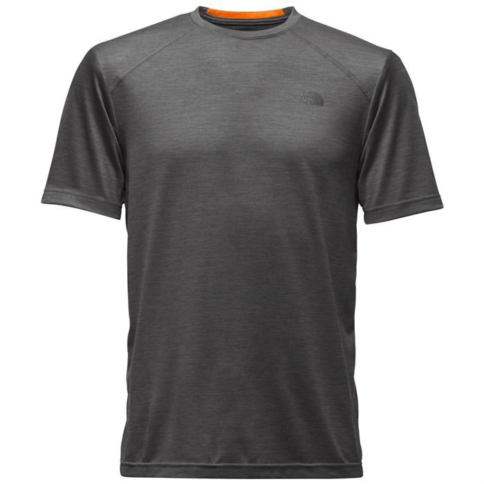 2dd0ad90ea81 The North Face - Short-Sleeve Longline FlashDry™ Crew T-Shirt ...