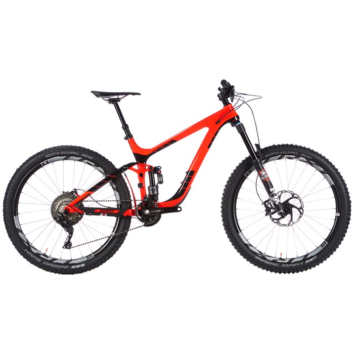 Giant - Reign Advanced 1 Complete Mountain Bike 2017 - Used