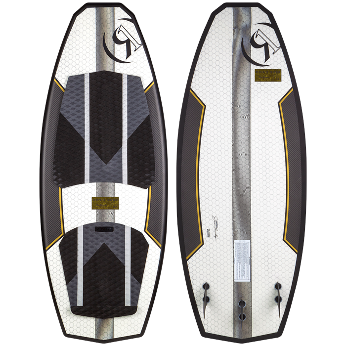 Ronix - The Blender Hex Shell Wakesurf Board 2017