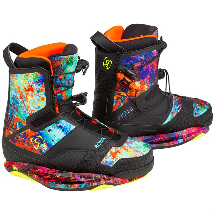 Ronix - Frank Wakeboard Bindings 2017