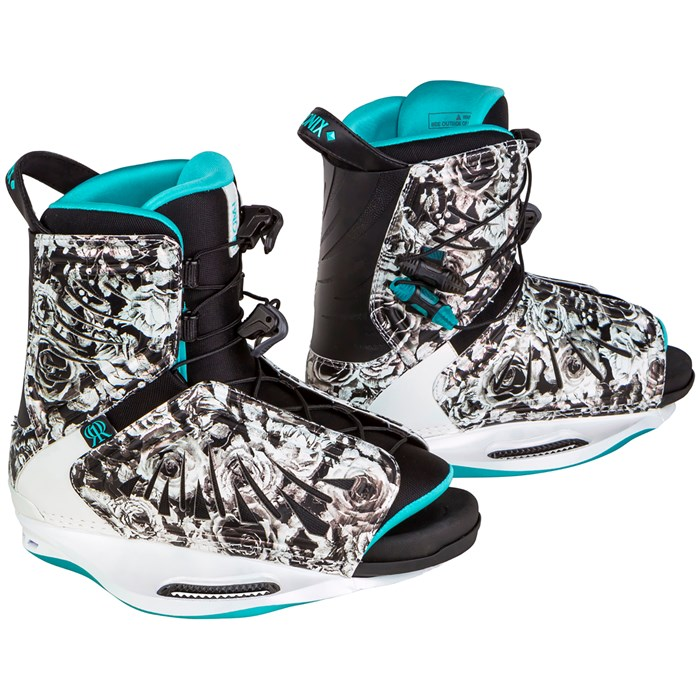 Ronix Halo Wakeboard Bindings - Women's 2017