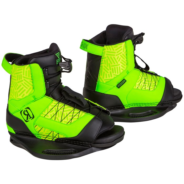 Ronix - Vision Wakeboard Bindings - Boys' 2017