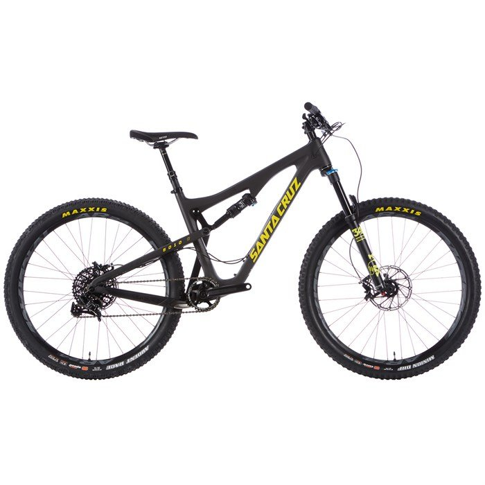 Santa Cruz Bicycles - 5010 2 C S Complete Mountain Bike 2017