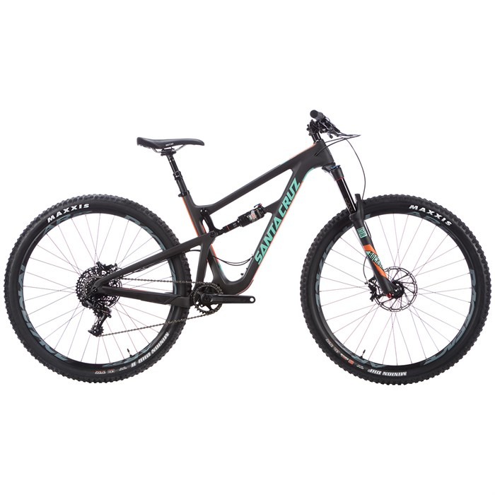 Santa Cruz Bicycles - Hightower 1 C S 29 Complete Mountain Bike 2017 - Used