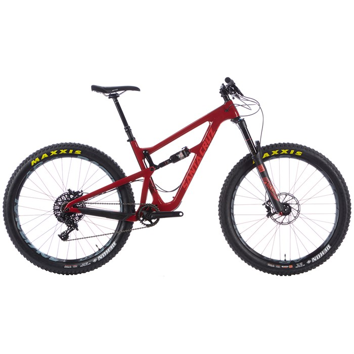 Santa Cruz Bicycles - Santa Cruz Hightower C S 27.5+ Complete Mountain Bike 2017