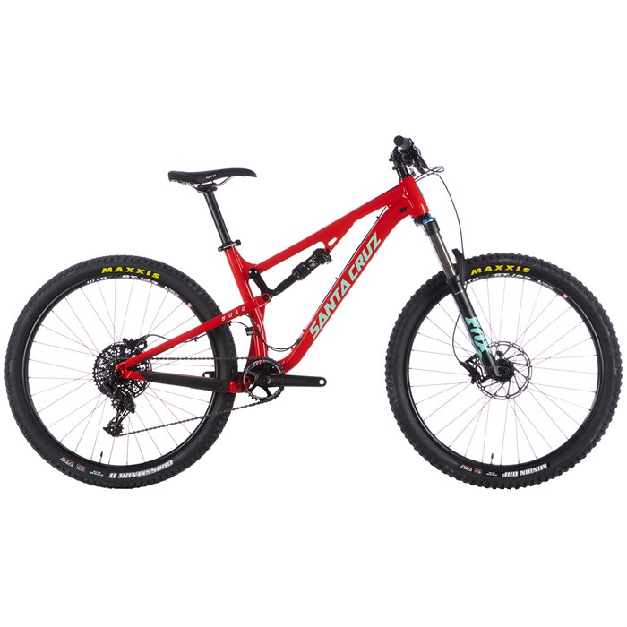 Santa Cruz Bicycles - 5010 2.0 A R1x Complete Mountain Bike 2017