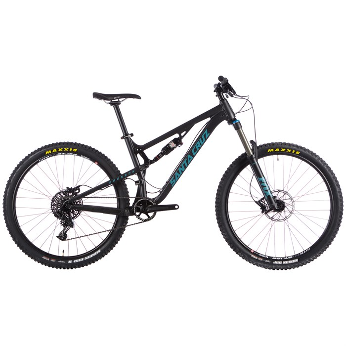 Santa Cruz Bicycles - Santa Cruz Bronson 2.0 A R1x Complete Mountain Bike 2017