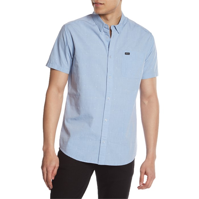 RVCA - VA Dobby Short-Sleeve Shirt