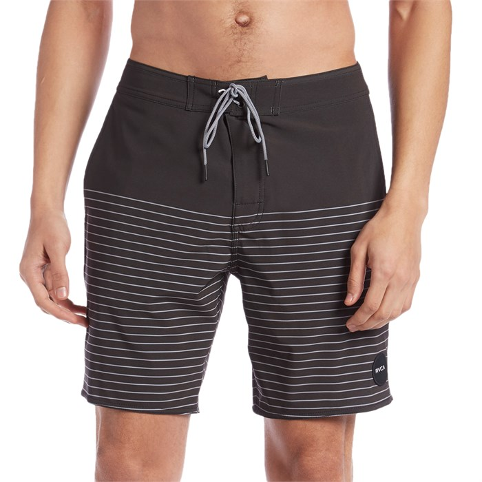 "RVCA - Curren Trunk 18"" Boarshorts"