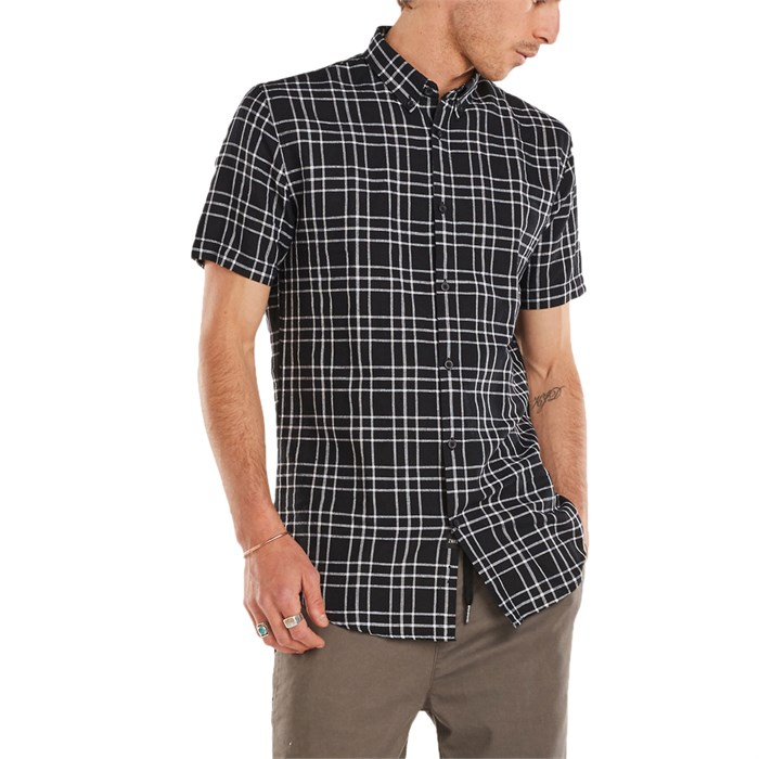 Zanerobe - Linen 7ft Short-Sleeve Shirt