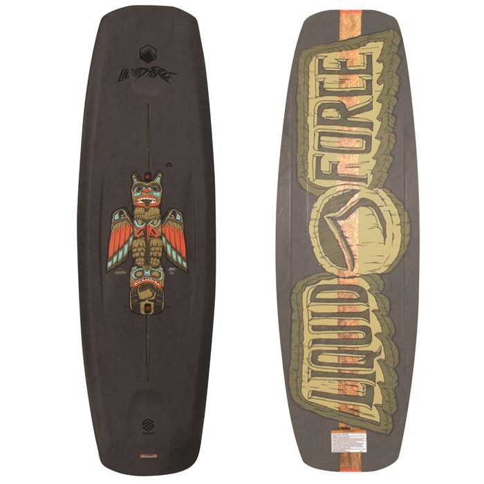 Liquid Force - Deluxe Wakeboard 2017