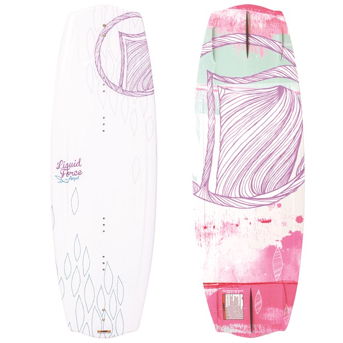 Liquid Force - Angel Wakeboard - Women's 2017