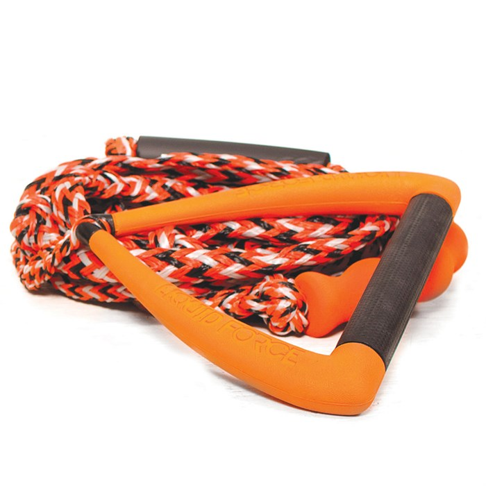 "Liquid Force - 9"" DLX Handle + Surf Rope"