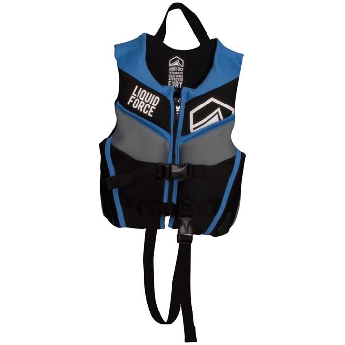 Liquid Force - Fury Child CGA Wakeboard Vest - Little Boys' 2019