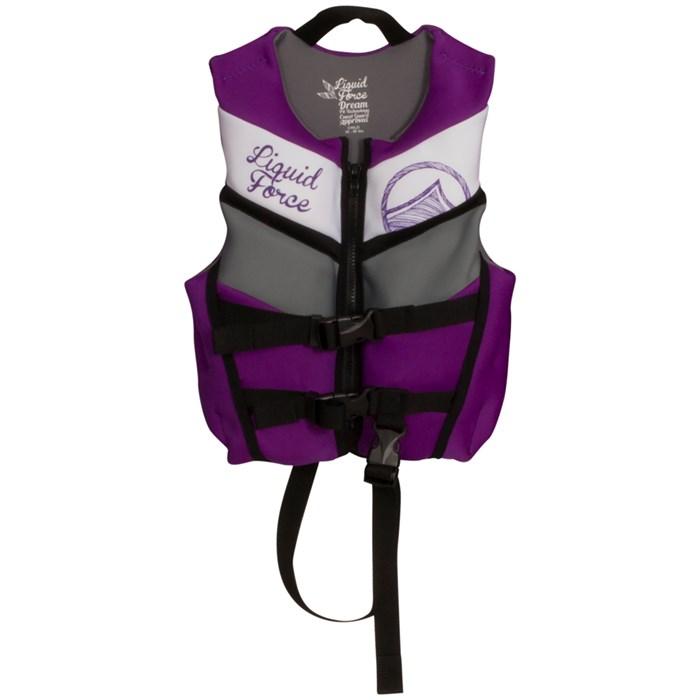 Liquid Force - Dream Child CGA Wakeboard Vest - Little Girls' 2019