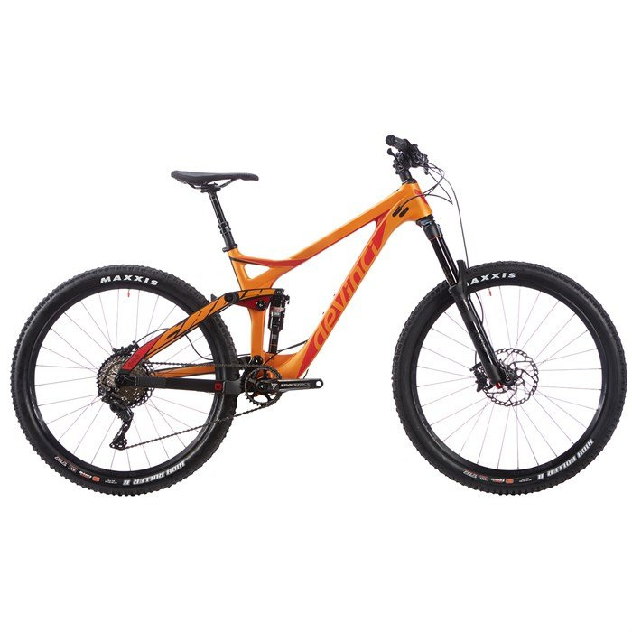Devinci - Troy Carbon SLX/XT Complete Mountain Bike 2017